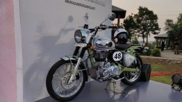 Royal Enfield Bullet Trials Works Replica - A Legacy of Champions and Modern Times