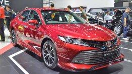 2019 Toyota Camry - BIMS 2019 Live