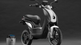 Exports of made-in-India Peugeot electric scooter begin - Report