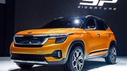 Kia SP2i to be officially revealed on 20 June - Report