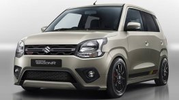 2019 Suzuki Wagon R Works - Rendering