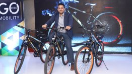 GoZero Mobility One & Mile E-Bikes launched in New Delhi