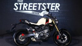 Honda CB150R Streetster launched in Thailand - BIMS 2019