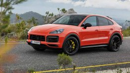 Porsche Cayenne Coupe to reach Indian showrooms on 13 December 2019