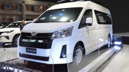 2019 Toyota Commuter (2019 Toyota Hiace Commuter) - BIMS 2019 Live