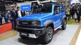 Custom Suzuki Jimny Sierra - BIMS 2019 Live