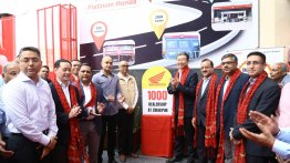 Honda 2Wheelers India inaugurates its 1,000th dealership in the country