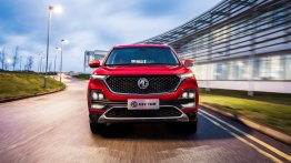 MG Hector officially revealed, technology features detailed