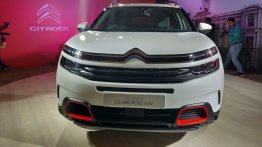 Citroen C5 Aircross announced for India, to be launched in 2020 [Update]