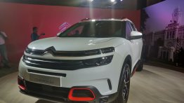 Citroen C5 Aircross Indian launch postponed to 2021 - IAB Report