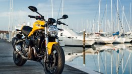 Ducati Monster 821 offered with free accessories for limited period