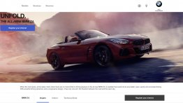2019 BMW Z4 listed in India, coming in sDrive20i & M40i model variants