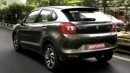 Maruti Baleno Smart Hybrid spied on test [Video]