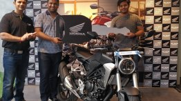 Honda CB300R India deliveries commence; gets 16 optional accessories