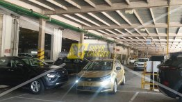Tata Altroz snapped undisguised in India for the first time