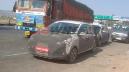 2019 Hyundai Grand i10 spied again, to arrive by the year-end