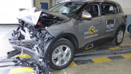 India-bound Citroen C5 Aircross gets 4-star rating from Euro NCAP