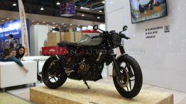 Modified Bajaj Pulsar NS200 from Russia is called Goa Fighter