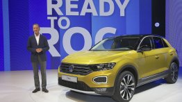 VW T-Roc coming to India after all, will be a CBU import - Report