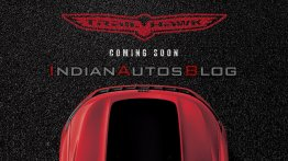 Indian-spec Jeep Compass Trailhawk teased, to be unveiled in June