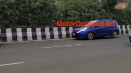 Honda Jazz EV (Honda Fit EV) spotted in India [Update]
