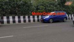 Honda Jazz EV (Honda Fit EV) spotted in India [Update]