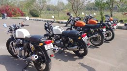 Aftermarket exhausts for Royal Enfield 650 Twins compared side-by-side [VIDEO]