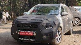Kia SP2i (Hyundai Creta-rival) spotted testing in Delhi-NCR [Update]
