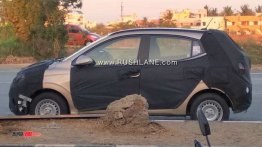2019 Hyundai Grand i10 spied again, to arrive by the year-end [Update]