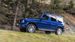 Mercedes-Benz to launch G 350 d in India in November - Report