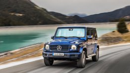 Mercedes-Benz to launch G 350 d in India on 16 October