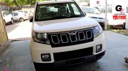 2019 Mahindra TUV300 exterior & interior detailed in walkaround video