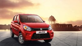 Maruti Suzuki trims down production by over 18% last month
