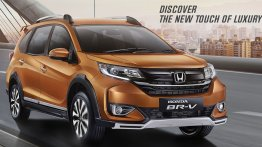 2019 Honda BR-V (facelift) officially revealed [Video]