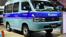 Global all-new Suzuki Carry with K15B-C engine breaks cover at IIMS 2019 [Update]