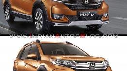 2019 Honda BR-V vs. 2016 Honda BR-V - Old vs. New