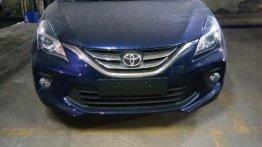 Toyota Glanza (rebadged Maruti Baleno) exterior leaked