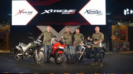 Hero XPulse 200 launched in India, priced from INR 97,000