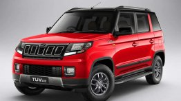 2021 Mahindra TUV300 Will Be Repositioned As The Bolero Neo In India