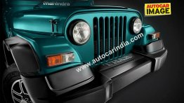 Mahindra Thar Signature Edition to be available in two exclusive colours - Report