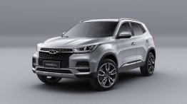 Tata Blackbird (Hyundai Creta rival) being benchmarked against Chery Tiggo 5x - Report
