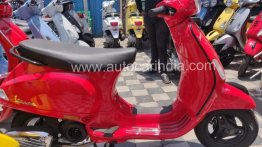 Vespa Urban Club 125 starts to arrive at dealerships