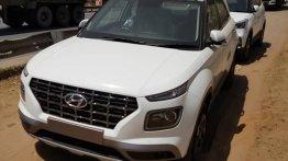 Hyundai Venue starts arriving at dealerships ahead of 21 May launch