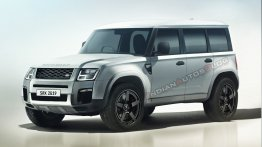 Next-gen Land Rover Defender - IAB Rendering