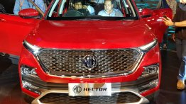 MG Motor India sets an annual sales target of 18,000 units for the Hector