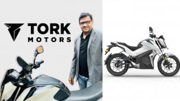 Former Yamaha head of Sales and Marketing, Roy Kurian joins Tork Motors
