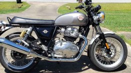 Royal Enfield Interceptor INT 650 gets a few changes for the US market – Report