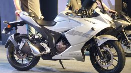Suzuki Gixxer SF 250 to be privately imported for sale in Japan from August