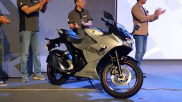 2019 Suzuki Gixxer SF (155) launched in India, priced at INR 1,09,870