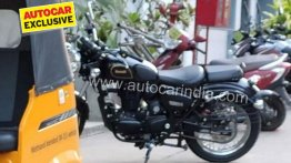 Benelli Imperiale 400 lands in India, spotted at ARAI facility in Pune